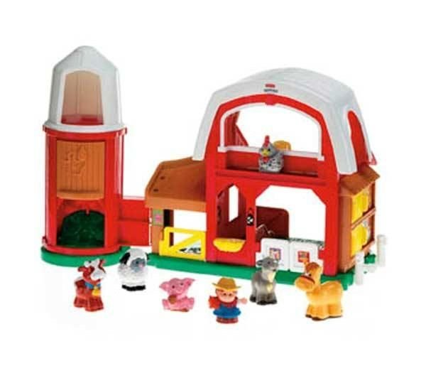 Quinta Little People Fisher Price