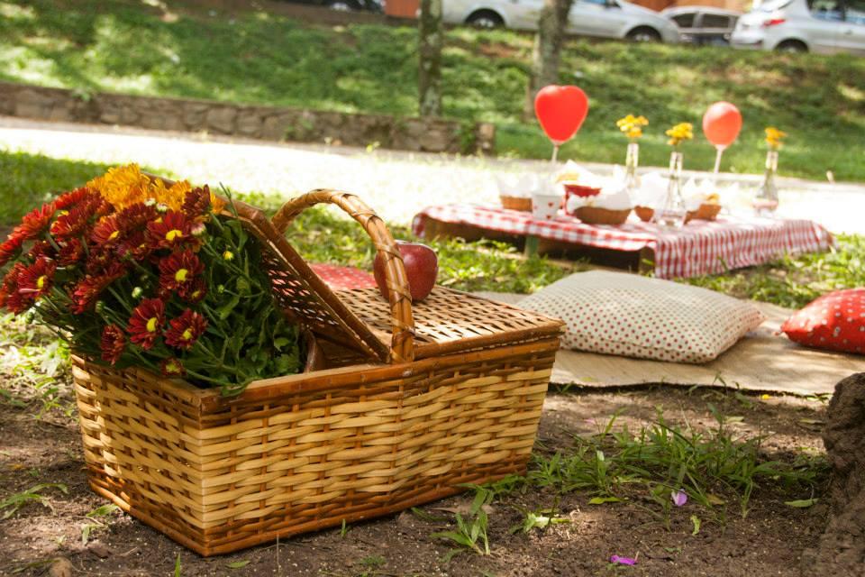 Festa aniversário ar livre