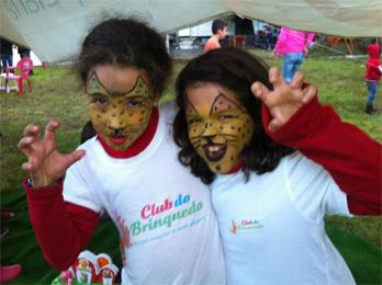 Pinturas faciais eventos infantis empresariais