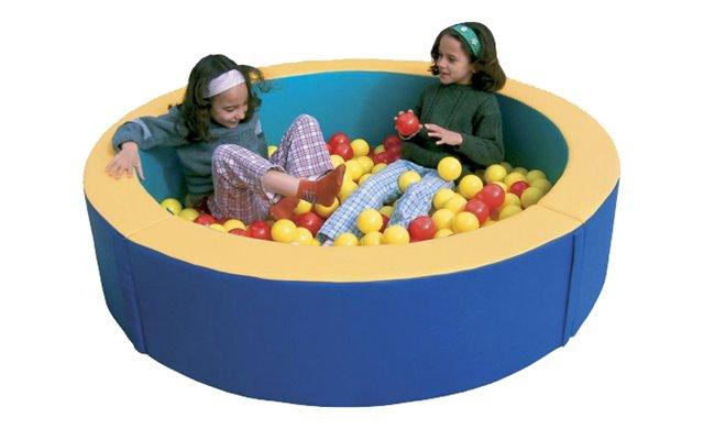 4h com entrega 1 piscina bolas 1 8 metros mpb club do brinquedo - Minibe piscina bolas ...